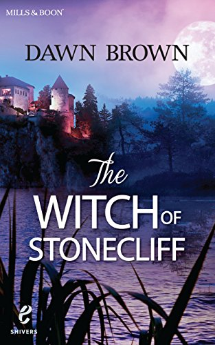 book cover of The Witch of Stonecliff
