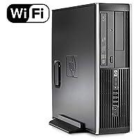 HP Elite(Intel i5-650 up to 3.46 GHz Processor, 8GB RAM, 2TB HDD, DVD, Windows 10) (Certified Refurbished)