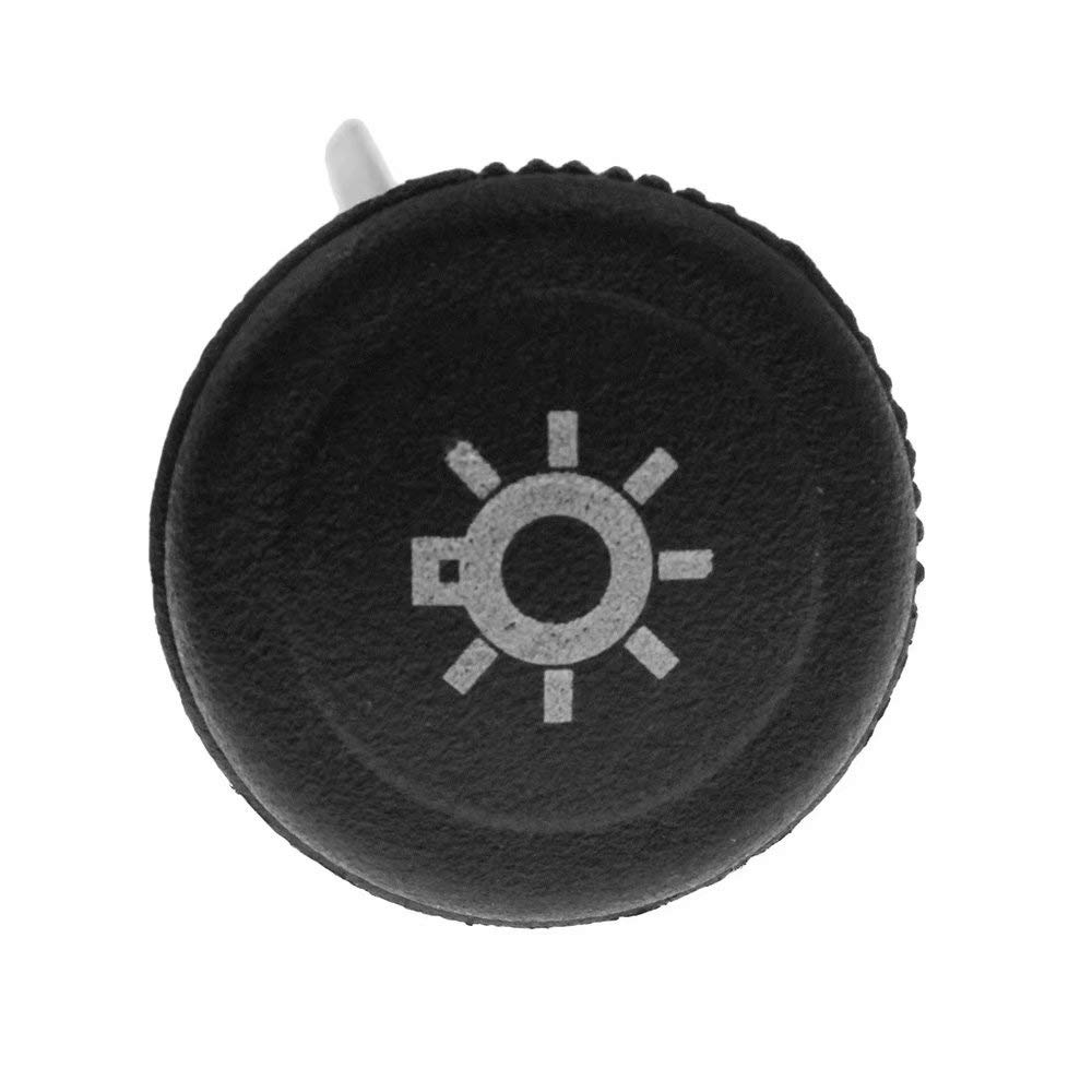 76871 HonsCreat Headlight Switch Knob for Ford Mustang Bronco F150 F250 F350 Replaces F5TZ-11661-A