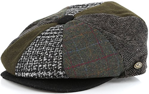 Sakkas NSB2323 - Jay Gatsby 8 Panel Wool
