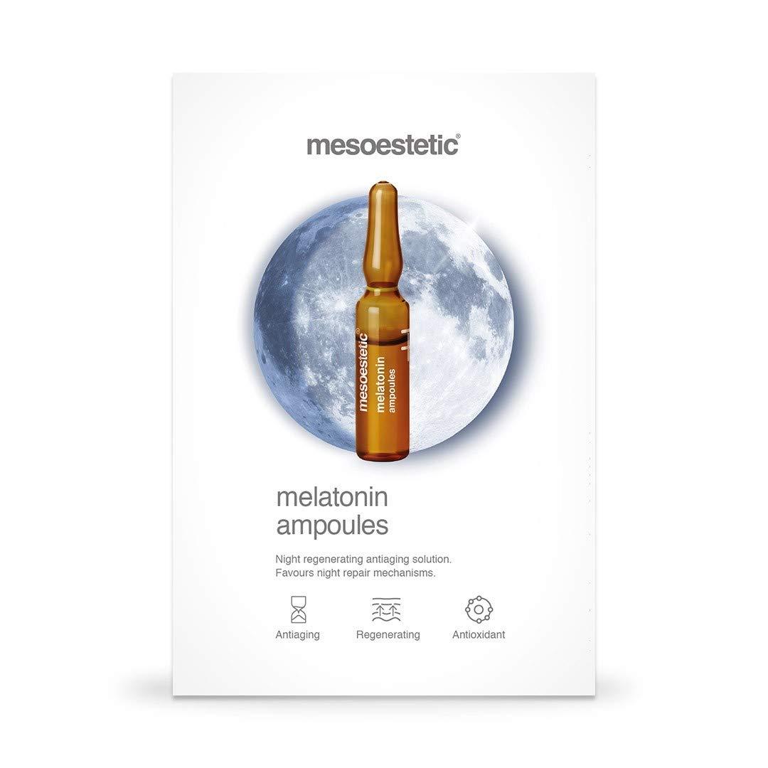 Melatonin Ampoules 10 x 2ml by Mesoestetic: Amazon.es: Belleza