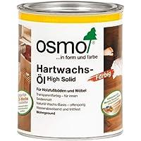 Osmo–3072C 0,75l duro cera aceite para encerado Tints–ámbar