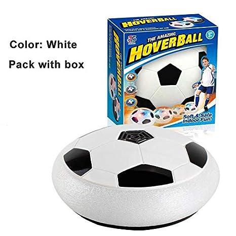 Amazon.com: Hover Ball - Disco de fútbol con luz LED ...