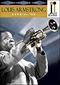 Jazz Icons: Louis Armstrong Live in '59