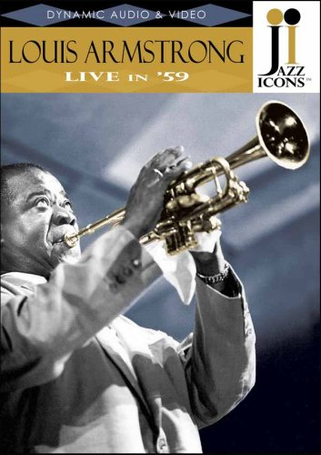 Jazz Icons: Louis Armstrong Live in '59 by Jazz Icons
