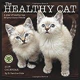The Healthy Cat 2016 Wall Calendar