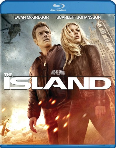 Blu-ray : The Island (Widescreen, Digital Theater System, Dolby, AC-3, Dubbed)