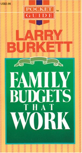Family Budgets That Work (Pocket Guide)