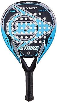 Dunlop Strike Mate - Pala de pádel, Color Negro/Azul/Gris, 38 mm ...