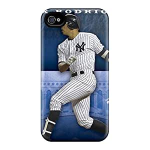 For MSw10904PJdC New York Yankees Protective Cases Covers Skin/Case For Ipod Touch 5 Cover Covers