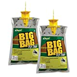 Best Fly Traps - RESCUE Outdoor Non-Toxic Disposable Big Bag Fly Trap Review