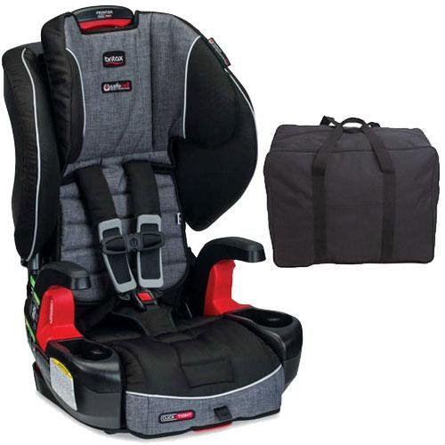 Britax - Frontier G1 1 ClickTight Harness-2-Booster Car Seat with Travel Bag - Vibe - Britax Frontier Combination Harness
