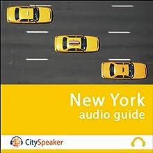 New York (Audio Guide CitySpeaker) | Livre audio Auteur(s) : Marlène Duroux, Olivier Maisonneuve Narrateur(s) : Marlène Duroux