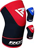 RDX Neoprene Knee Brace Support Protector Pad Guard Elasticated Sleeve (This is Sold AS Single Item)