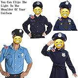 LED Fireman Costume Toys Car Bike Lights, Ultra