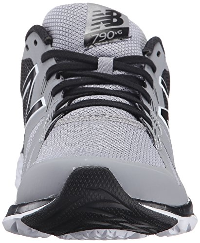 New Ride Running Men's Speed Shoe Steel Black 790v6 Balance rqBIwXr
