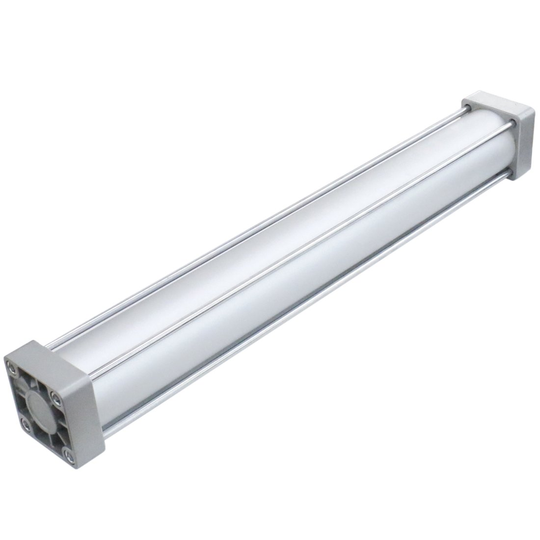Baomain Pneumatic Air Cylinder SC 50 x 500 PT 1/4, Bore: 50mm(2 inch), Stroke: 500 mm (20 inch), Screwed Piston Rod Dual Action 1 Mpa
