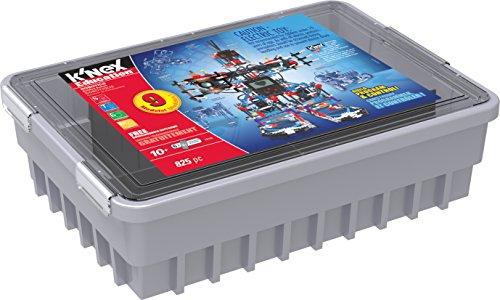 K'NEX Education – Robotics Building System Set – 825 Pieces – For Ages 10+ Engineering Education Toy JungleDealsBlog.com