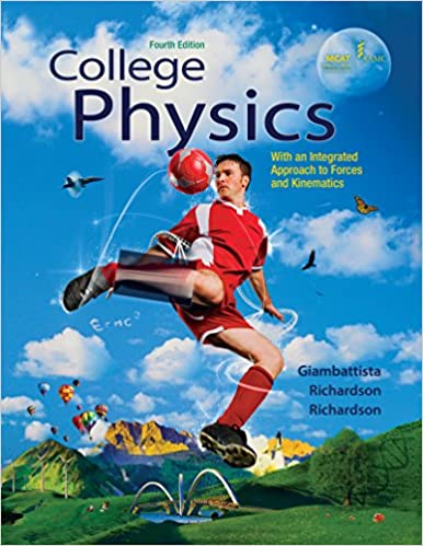 download student solutions manual college physics by giambattista