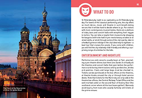 St Petersburg Insight Guide