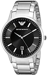 Emporio Armani Men's AR2457 Sportivo Stainless Steel Bracelet Watch