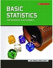 Basic Statistics for Business and Economics