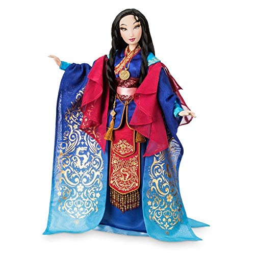 Anniversary Edition Doll - Mulan 20th Anniversary Doll - Limited Edition (4138/5500)
