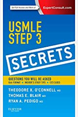USMLE Step 3 Secrets Paperback