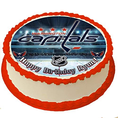 washington capitals edible image buyer's guide for 2020