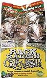 Evolved Harvest Hunting Supplies 73033 Rack Radish Crush Food Plot Seed, 1/4-Acre