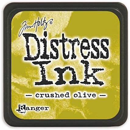 Distress Ink Mini - Crushed Olive
