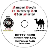 Alcoholics Anonymous AA 12 Step Speaker CD - Interview with Betty Ford - Her Story