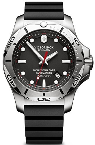 Victorinox Men's 241733.1 - I.N.O.X. Pro Diver Black Watch