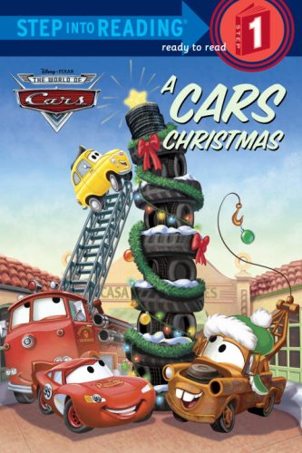 A Cars Christmas (Step into Reading)
