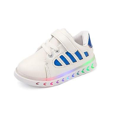 buy popular 0ddff 62f54 FRAUIT Sneakers Bambina Estive Scarpe Luminose Bambino ...