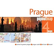 Prague PopOut Map
