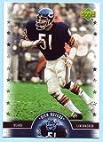 Dick Butkus 2005 UD NFL Legends #80 - Chicago Bears