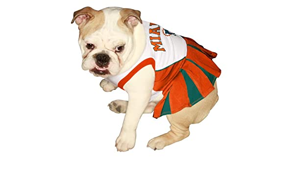 1495ad723 Amazon.com   Pets First NFL Chicago Bears Dog Cheerleader Dress