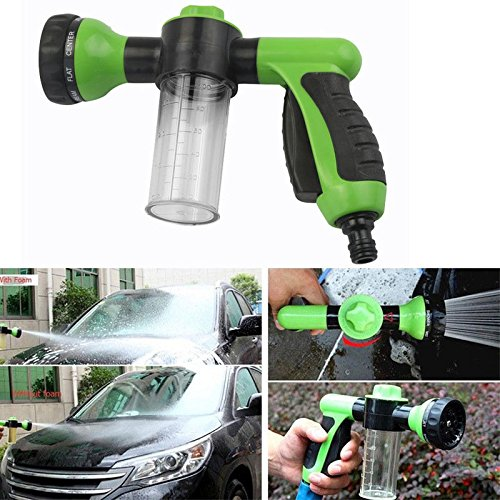 FidgetFidget Pipe Washer Spray Tools Multifunction Home Car Auto Wash Snow Foam Water Clean