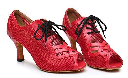 Red Joymod 7 5cm Ballerine Donna MGM wOxAX1RA
