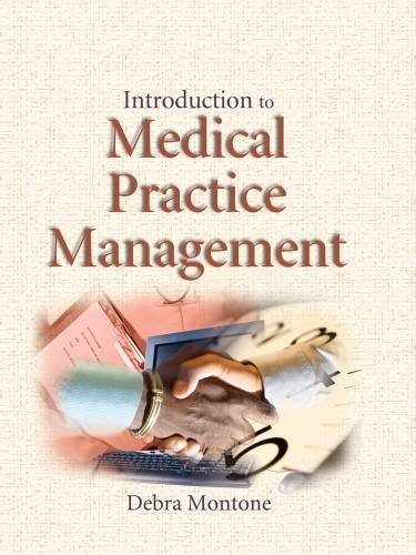 Intro.To Medical Practice Management