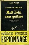 Matt Helm sans guitare  par Hamilton