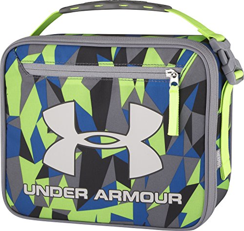 Cache Backpacks - Under Armour Lunch Box, Geo Cache Gray