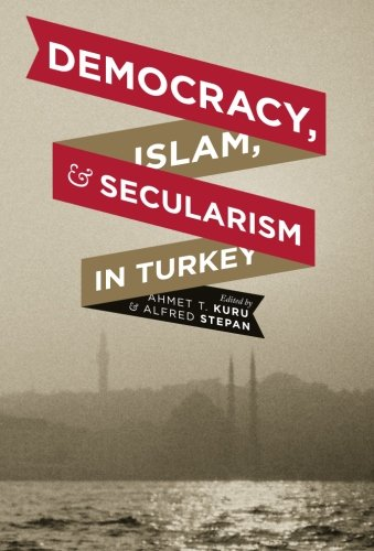 Democracy, Islam, and Secularism in Turkey (Religion, Culture, and Public Life) -  Kuru, Ahmet T., Paperback