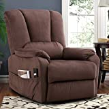 CANMOV Power Lift Recliner Chair for Elderly- Heavy Duty and Safety Motion Reclining