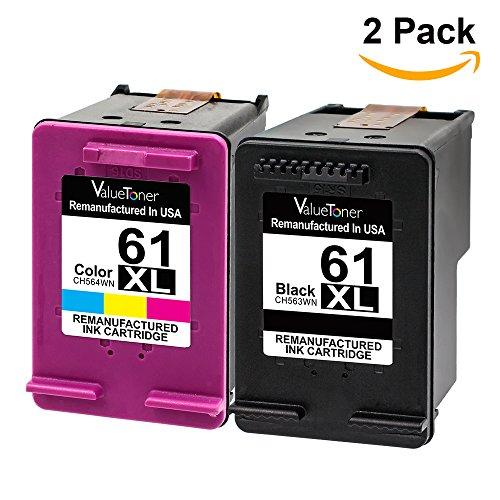 Valuetoner Remanufactured Cartridge Replacement Tri Color product image