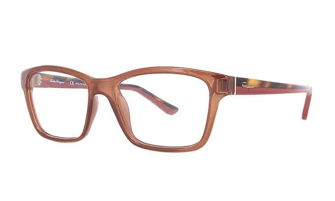 c20ec743ee Amazon.com  New Salvatore Ferragamo Rx Eyeglasses - SF2721 643 ...