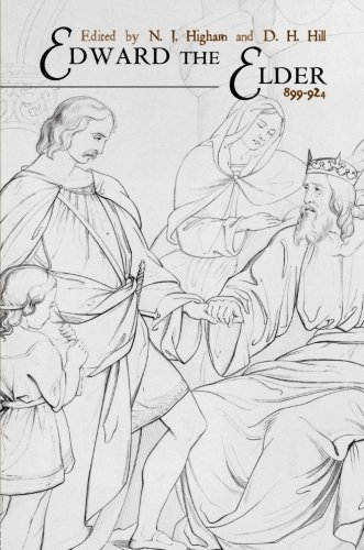 Edward the Elder: 899-924 by Routledge
