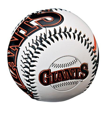 Jarden Sports Licensing MLB San Francisco Giants Retro Baseball, Black