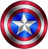 CAPTAIN AMERICA SHIELD Avengers Decal WALL STICKER Home Decor Art Logo C477, Large